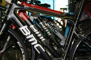 BMC at bike force docklands