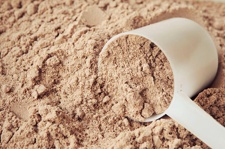whey protein power ingredients