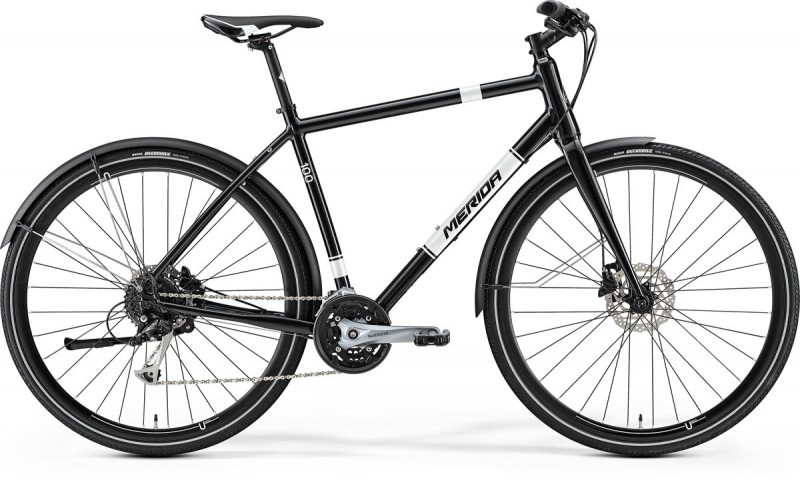 Hybrid commuter bicycle