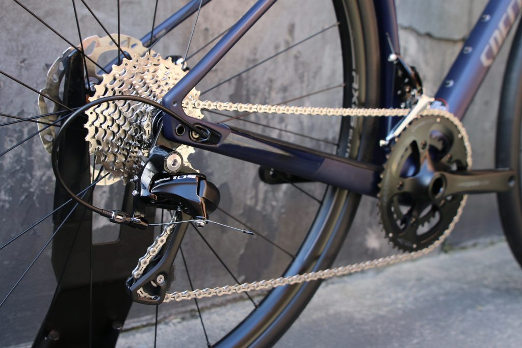 Specialized diverge comp Shimano 105 gears
