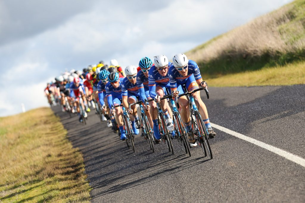 National Road Series team dominance