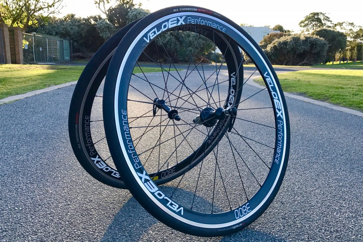 Veloex road wheel review