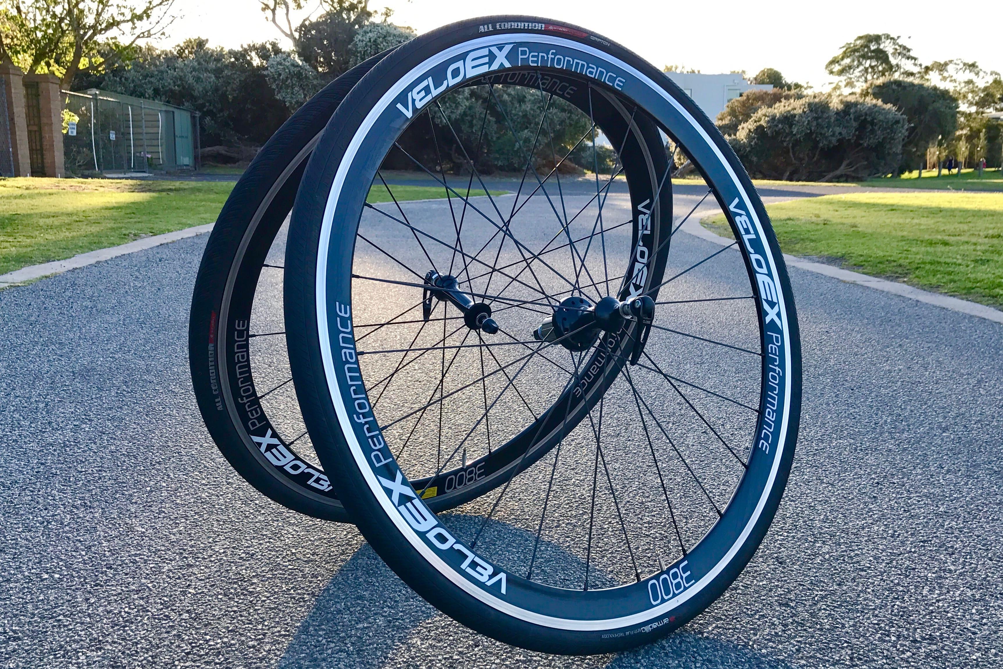 Veloex road wheel review