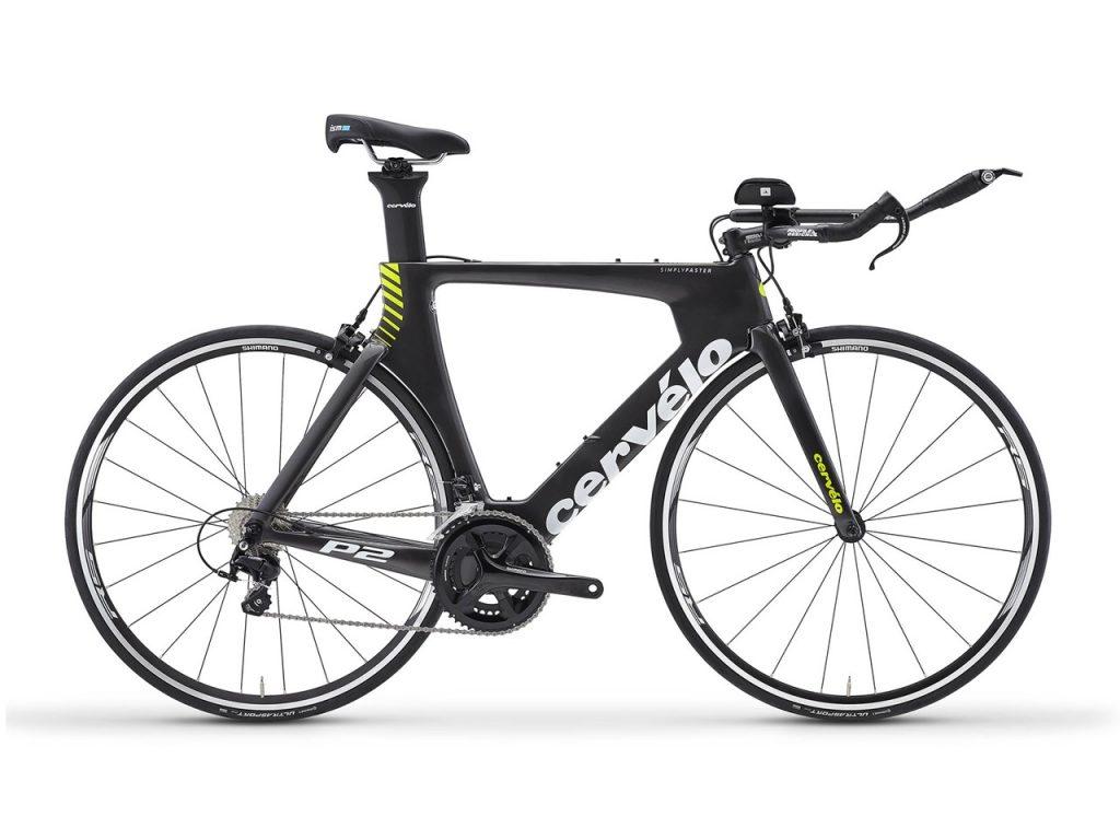 Cervélo P2 105 Triathlon and Time Trial Bike 2018