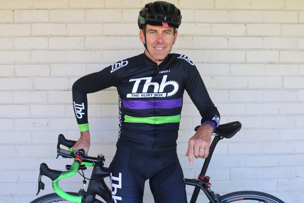 David Sturt Peaks Cycling Challenge