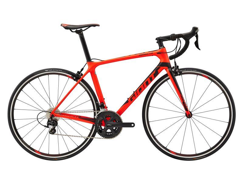 2018 Giant TCR Advanced 2 Road Bike