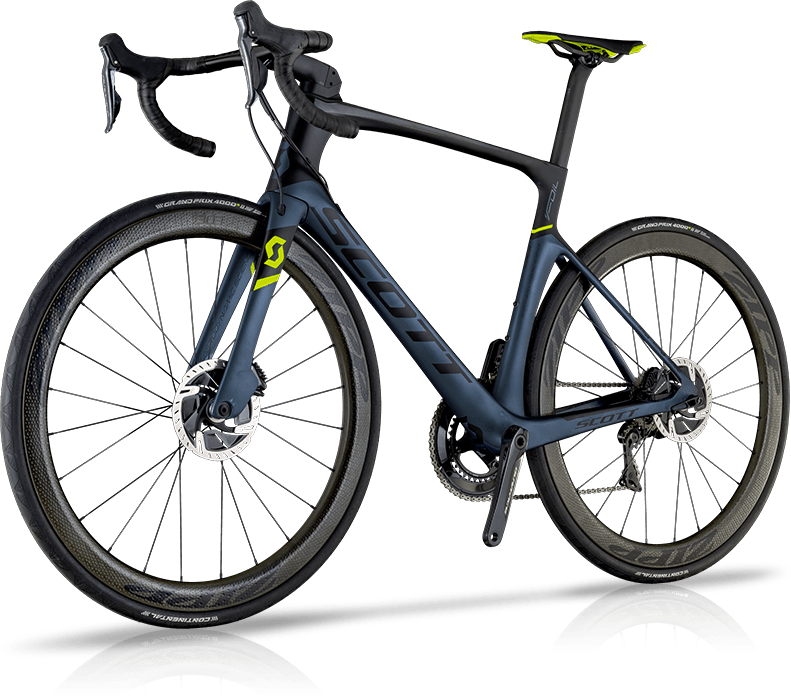 2018 Scott Foil with Disc brakes