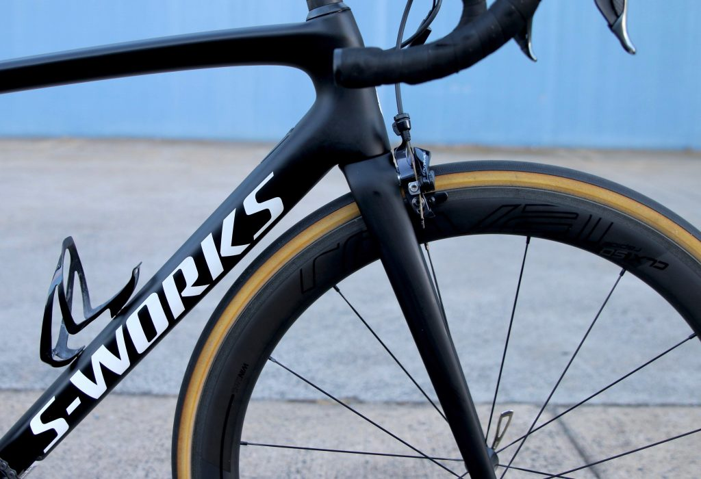 2018 Specialzed S-works tarmac new folk design
