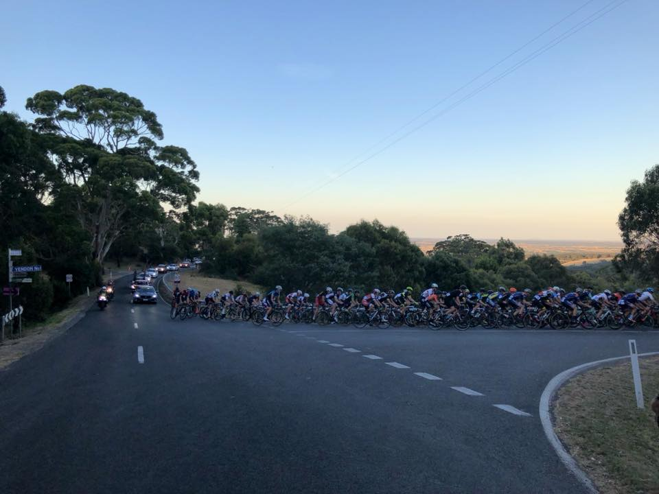 Mens under 19's National Road Race