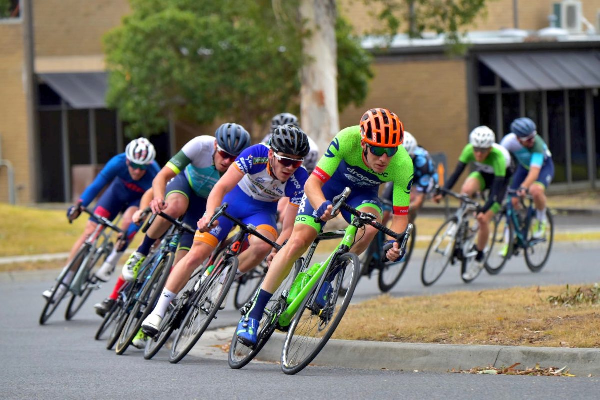 Racing at Glenvale Criteriums (the Wattage Cottage) - Bike