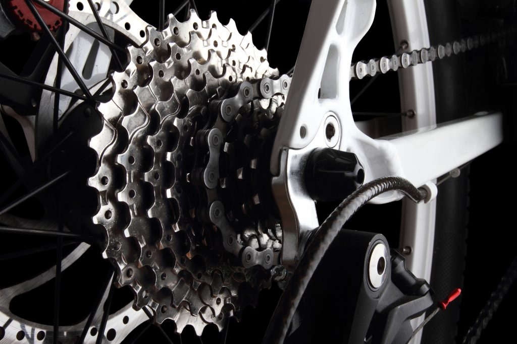 bicycle gears and cogs