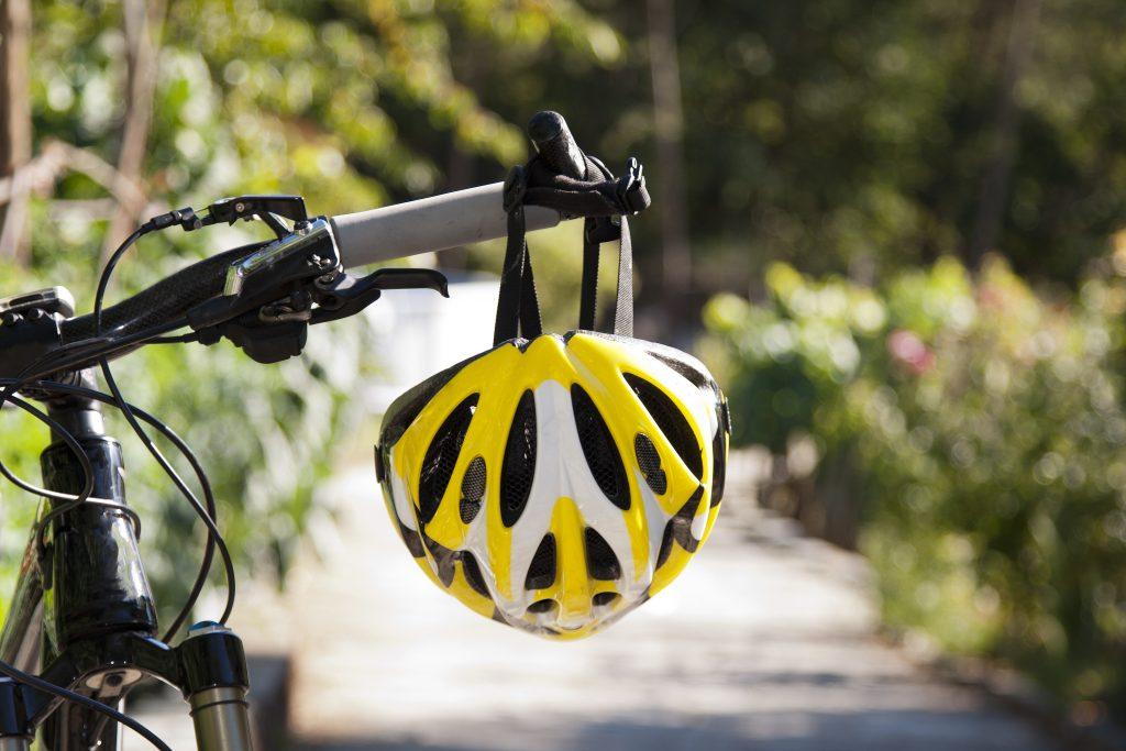 should i wear a bike helmet