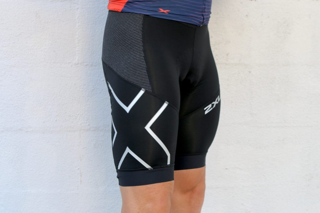 2XU steel X side panel technology
