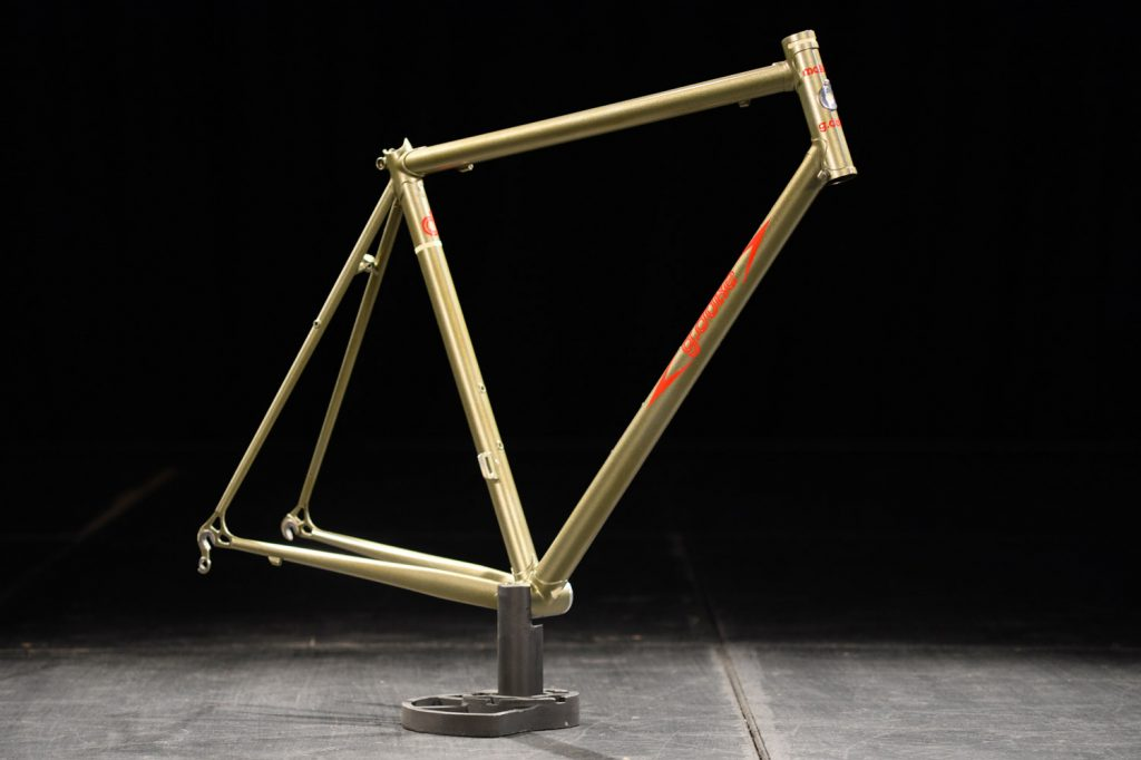 G Tube custom frame
