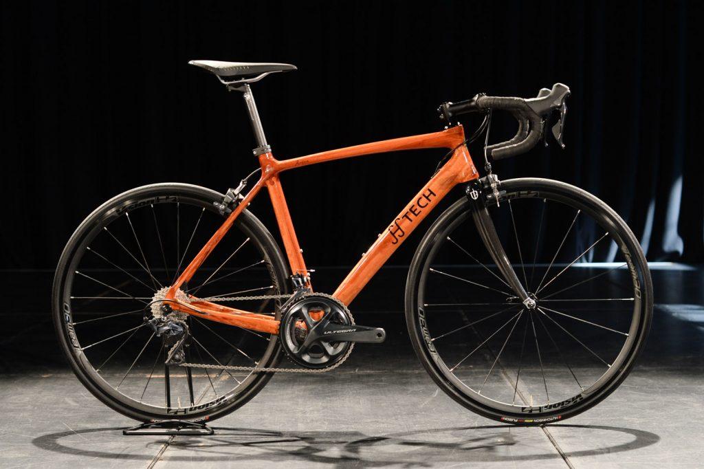 Tech wood bikes