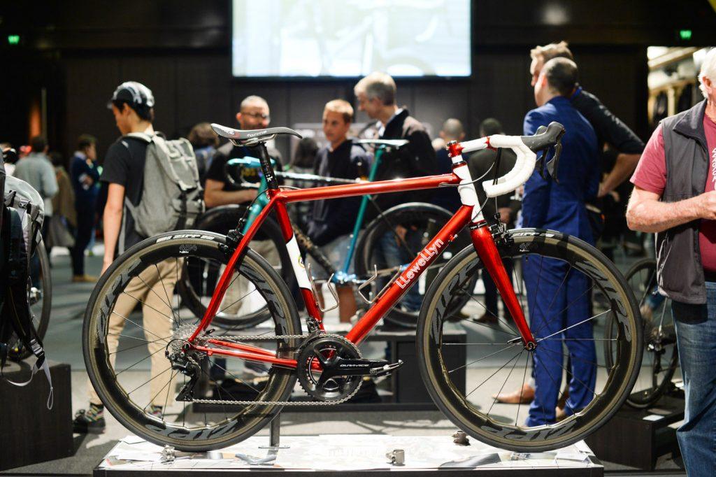 Llewellyn custom bikes