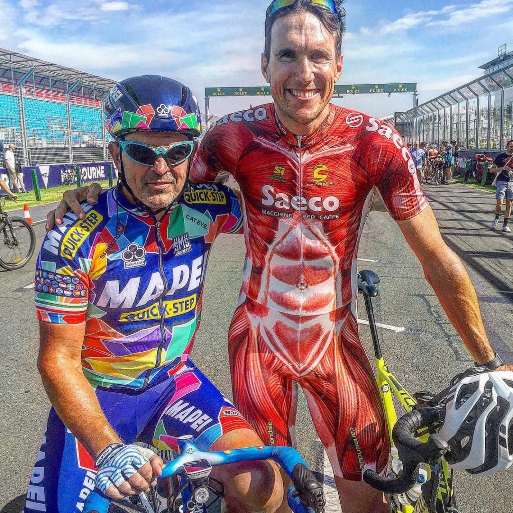 Lee's most rare cycling kit