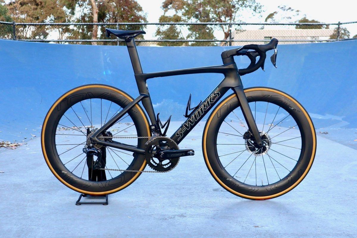 1c7ee442412 Specialized S-Works Venge Review (Versus the Tarmac SL6) - Bike ...