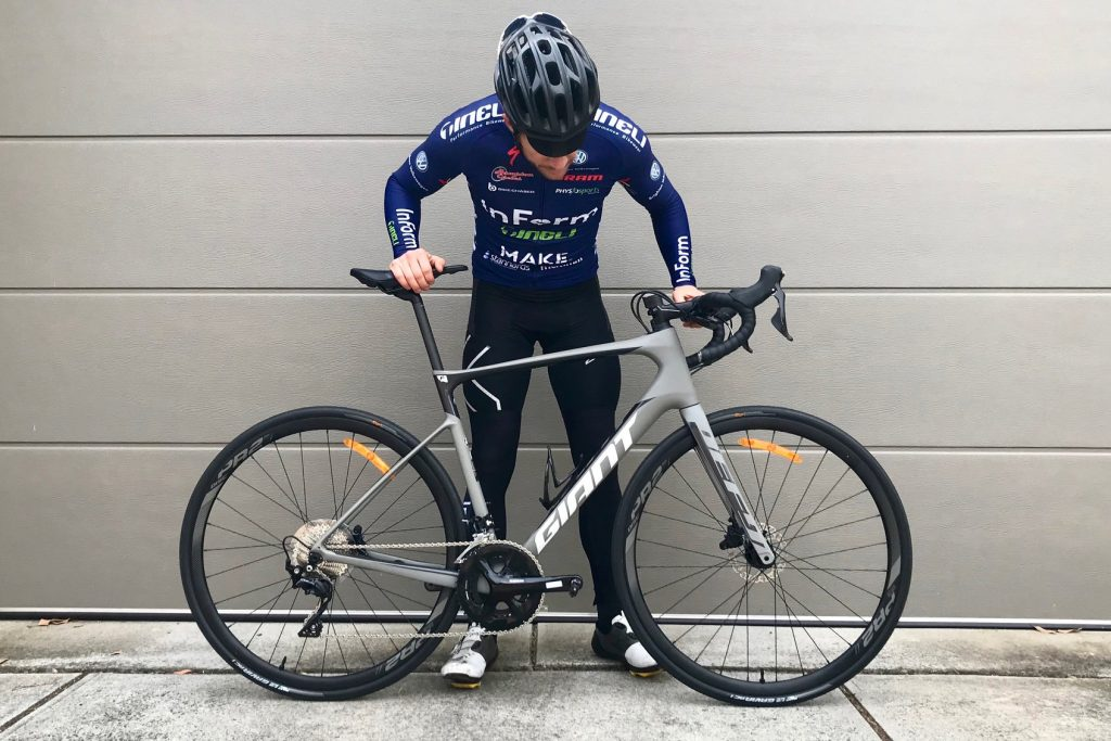 Riding the Giant Defy