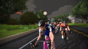 Stage 1 Women Virtual Tour de France 2020