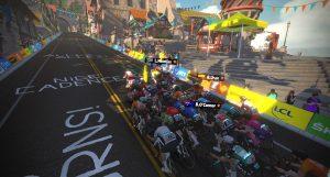 Stage 2 Zwift Tour de France 2020
