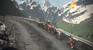 Stage 2 Virtual Tour de France 2020