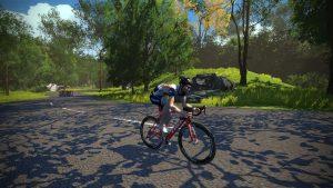 Zwift Tour de France Race 3 Image 1 men's women's professional races