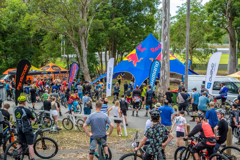 Rocky Trail launch at Nerang in November 2019.