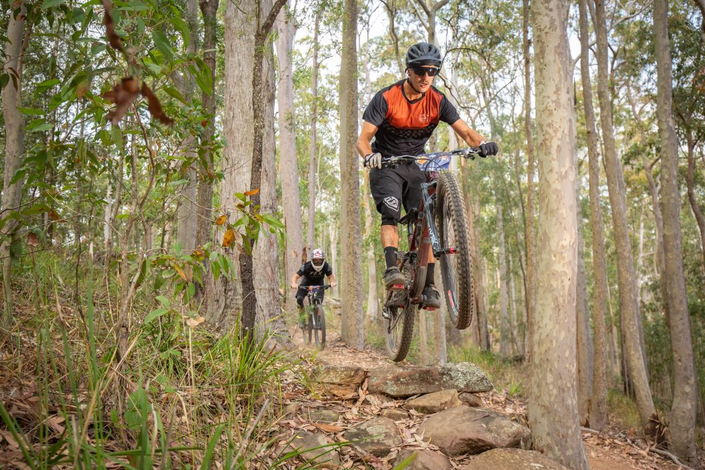 Rocky Trail Fox Superflow, Ourimbah, 2020
